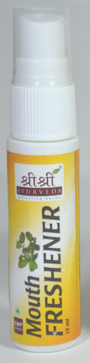Mouth Freshner (15 ml), Sri Sri Ayurveda Trust, Sri Sri Ayurveda Trust, BAD BREATH, Madanapalas