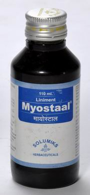 Myostaal Liniment (110 ml), Solumiks, Solumiks, HERBAL MEDICINES, Madanapalas