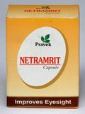 Netramrit Capsule (5 Strips of 6 Capsules each)
