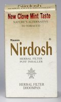 Nirdosh Herbal Cigarettes (10 packets = 100 Herbal Cigarettes)