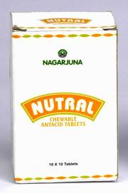 Nutral Tablets (10 X 10 Tablets)