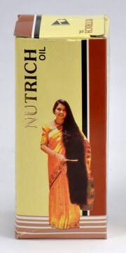 Nutrich Oil (100 ml), Ayulabs, Ayulabs, HAIR OILS, Madanapalas