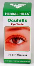 Ocuhills (Eye Tonic) 30 soft Capsules