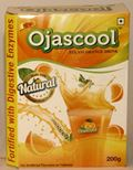 Ojascool  Tulasi Orange Drink (200 grams)