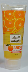 Orange Face Wash (60 ml)