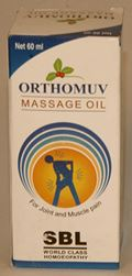 Orthomuv Massage Oil (60 ml)