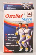 Ostolief Nutra Tablets (30 Tablets) (Food Supplement)