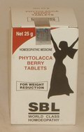 Phytolacca Berry Tablets (25 grams)