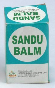 Sandu Balm (10 gms), Sandu Brothers, Sandu Brothers, ACHES AND PAINS, Madanapalas