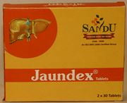 Jaundex Tablets (60 Tablets), Sandu Pharmaceuticals, Sandu Pharmaceuticals, WEIGHT GAIN, Madanapalas