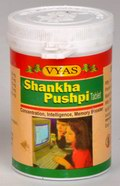 Shankha Pushpi Tablets (100 Tablets)