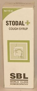 Stodal Cough Syrup (115 ml)