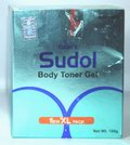 Sudol Body Toner Gel (100 grams)