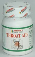 Throat Aid Tablets (75 Tablets)