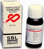 Tonicard (30ml), SBL Homeopathy, SBL Homeopathy, HOMEOPATHY, Madanapalas