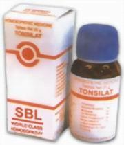 Tonsilat (100 Tablets) by SBL Homeopathy at Madanapalas