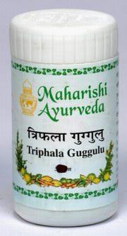 Triphala Guggulu (100 Tablets) by Maharishi Ayurveda at