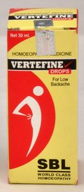 Vertefine Drops (30 ml)