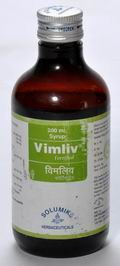 Vimliv Fortified Syrup (200 ml)