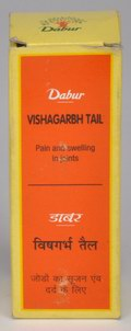 Vishagarbh Tail (50 ml)