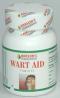 Wart Aid Tablets (75 Tablets)