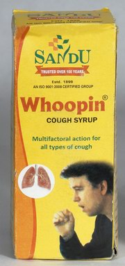 Whoopin Cough Syrup (100 ml), Sandu Pharmaceuticals, Sandu Pharmaceuticals, STRESS, Madanapalas