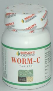Worm – C Tablets (76 Tablets)