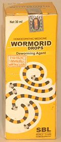 Wormorid Drops (30 ml)