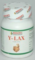 Y-Lax Tablets (75 Tablets)