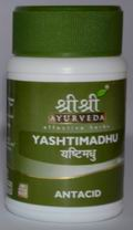 Yashtimadhu Tablets (60 Tablets)