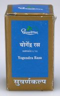Yogendra Rasa (30 Tablets)