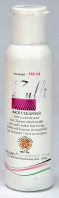 Zulfi (Hair Cleanser) (100 ml)
