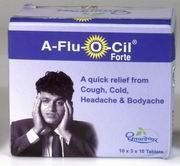 A-Flu-O-Cil Forte Tablets (300 Tablets)
