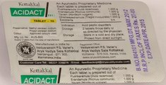 Acidact Tablet (100 Tablets)