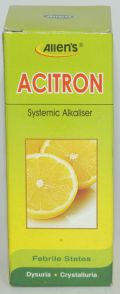 Acitron Syrup (110 ml)