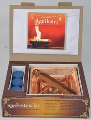 Complete Agnihotra Kit