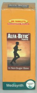 Alfa Betic Forte Syrup (125ml)