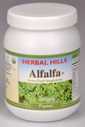 Alfalfa (Green Food Suplement) 100 Grams