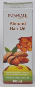 Almond Hair Oil (100 ml)