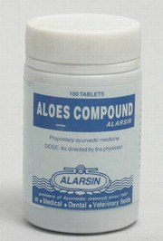 Aloes Compound (100 Tablets), Alarsin, Alarsin, HERBAL MEDICINES, Madanapalas