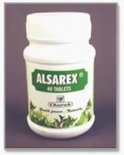 Alsarex (40 Tablets), Charak, Charak, HERBAL MEDICINES, Madanapalas