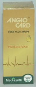 Angio Card Gold Plus Drops (30 ml)