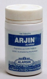 Arjin (100 Tablets), Alarsin, Alarsin, HERBAL MEDICINES, Madanapalas