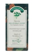 Basil and Parsely Cleanser