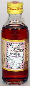 Benazir Hair Oil (100 ml)