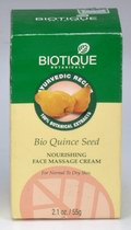Bio Quince Seed: Nourishing Face Massage Cream (55 gms)