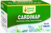Cardimap Tablets (100 Tablets), Maharishi Ayurveda Products, Maharishi Ayurveda Products, HERBAL MEDICINES, Madanapalas