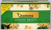 Chamong Jasmine Breeze (Flavoured Green Tea) (25 Tea Bags)