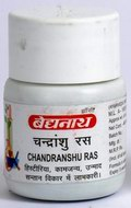 Chandranshu Ras (40 Tablets)