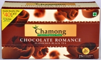 Chamong Chocolate Romance (Flavoured Black Tea) (25 Tea Bags)